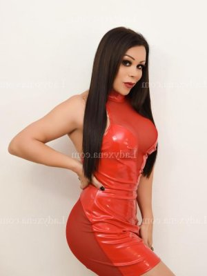 Ghofrane lovesita escorte girl massage