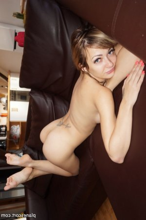 Cyanne escort girl à Saint-Péray