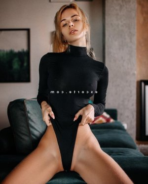 Chantalle escort girl massage sensuel